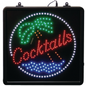 Coctails LED Sign2